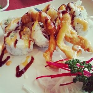 Fried Chicken Roll