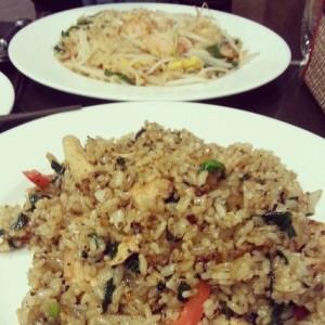 Thai food at Chang Surin