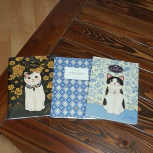 Cute, cheap notebooks from Alpha