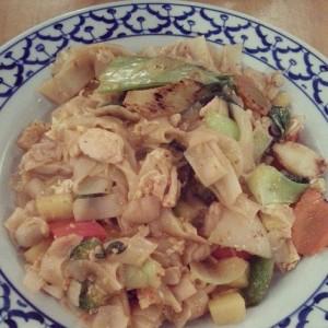 Pad Khee Mao at Taste of Thailand