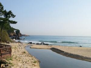 Beach in Donghae