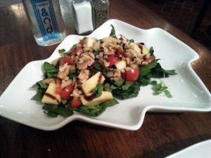 Italian Salad at Il Gattino