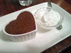 Chocolate Fondant Pudding