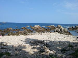 Beach in Haesindang Park