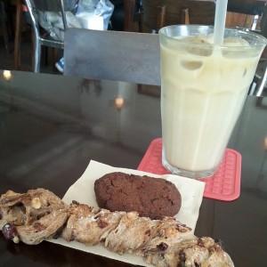 Afternoon treats from Bbang and at Chansbros