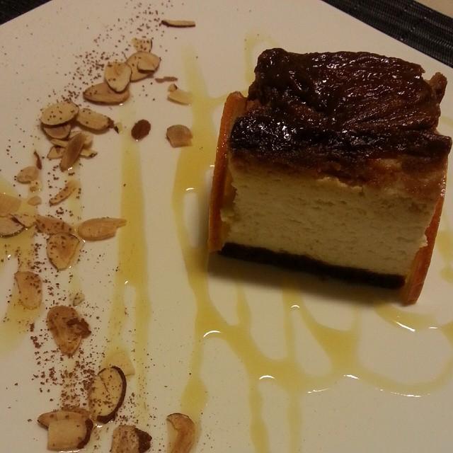 Amarula Cheesecake from Twiga