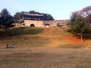 Sangdangsan Fortress