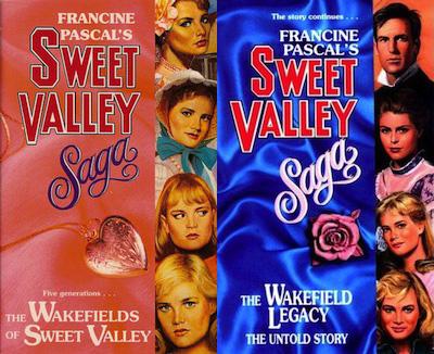 Sweet Valley Saga