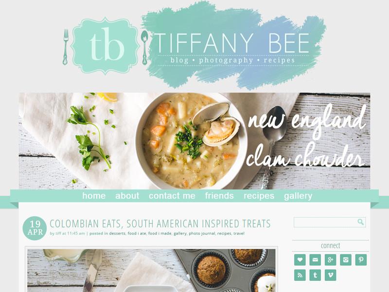 Tiffany @ Tiffany Bee
