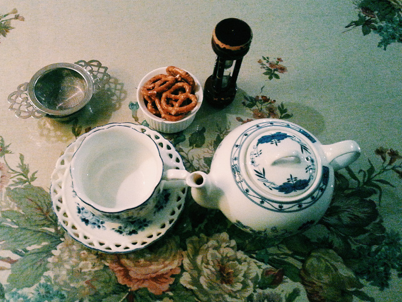 Green Jasmine Tea at Chloris Tea