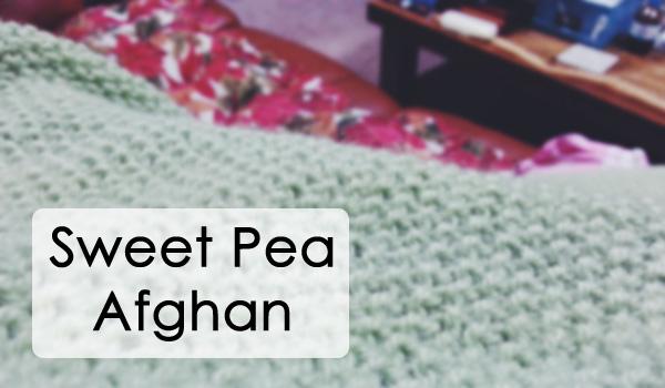 Sweet Pea Afghan