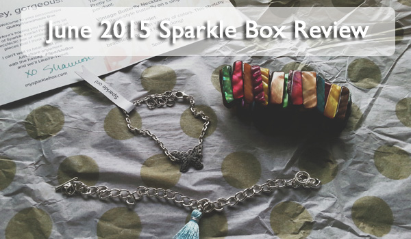 Sparkle Box Intro Image