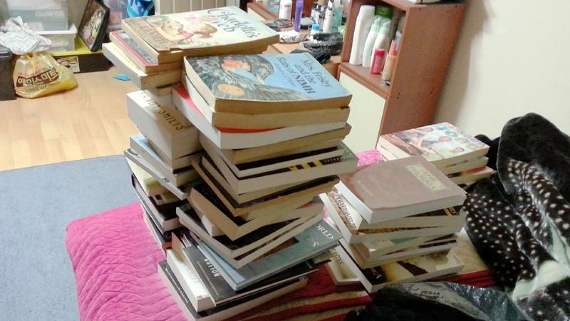 Farewell, Physical Books!