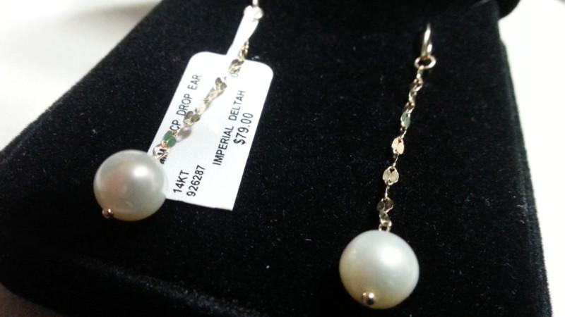 Mum's Birthday Earrings