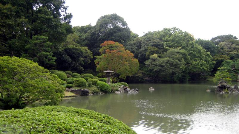 Rikugi-en, Tokyo, Japan