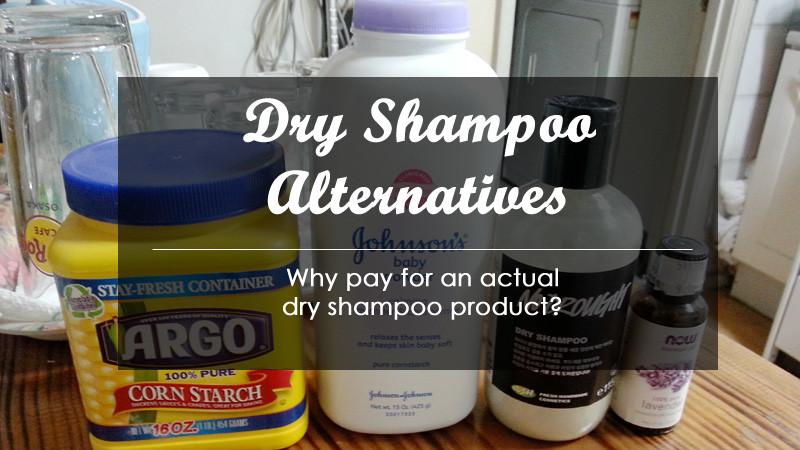 Dry Shampoo Alternatives Header