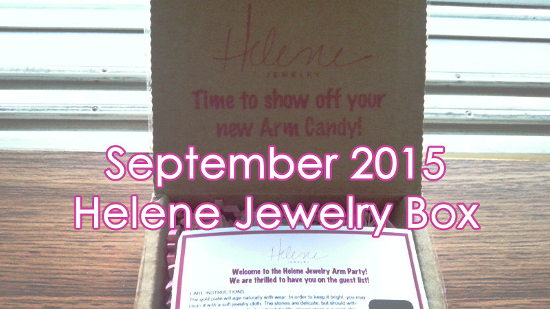 September 2015 Helene Jewelry Box Header