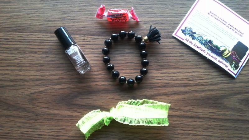 September 2015 Helene Jewelry Box
