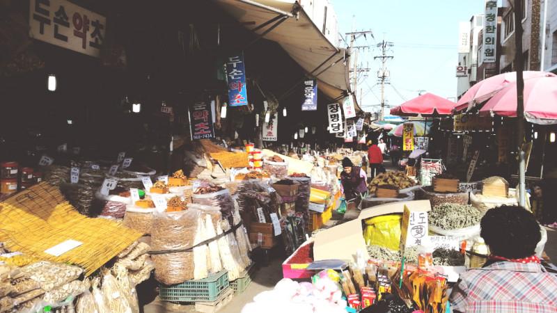 Cheongnyangni Market