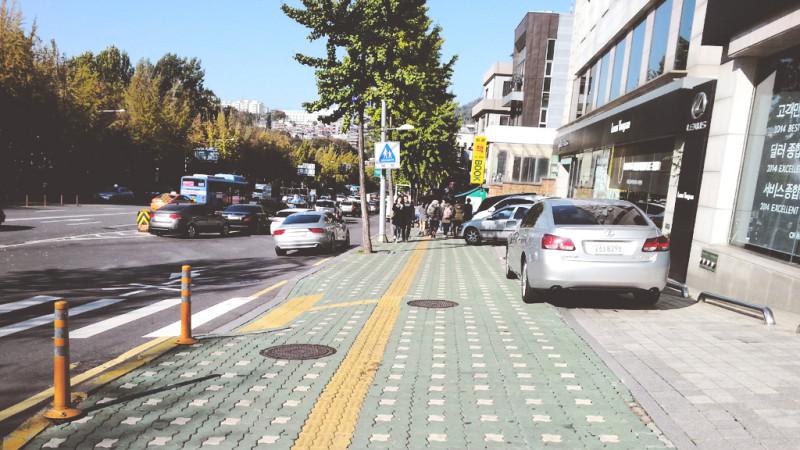 Seoul's Street