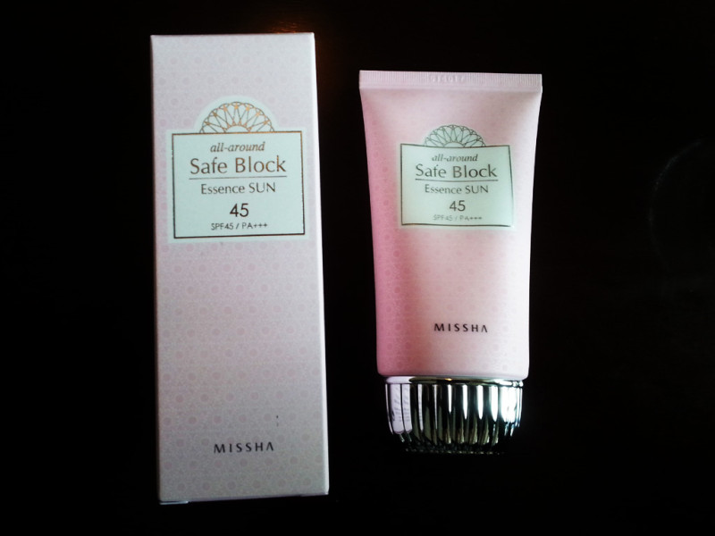 Missha All-Around Safe Block Essence Sun 45SPF