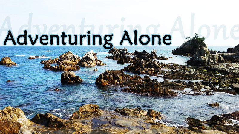 Adventuring Alone Header