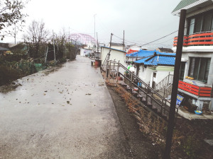 Street in Abai Maeul