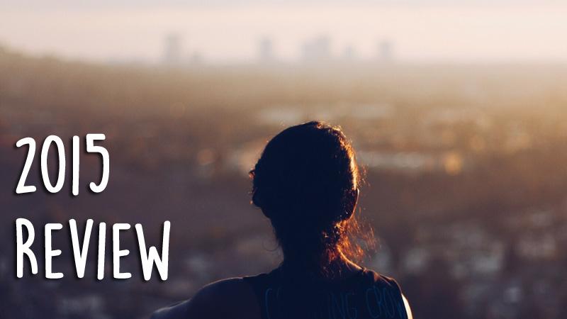 2015 Review Header (Original Image from Unsplash.com)