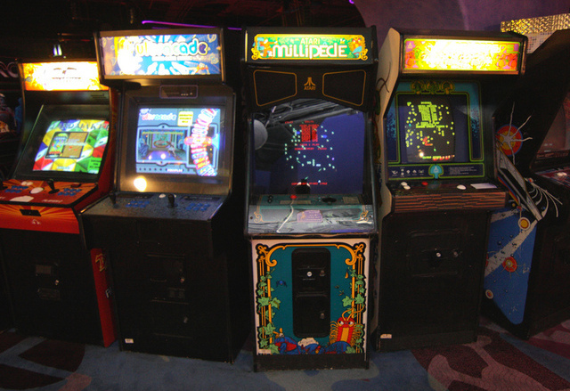 Arcade Games (Image from Arstechnica)