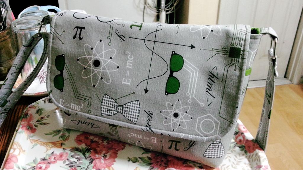 Custom Geek Bag