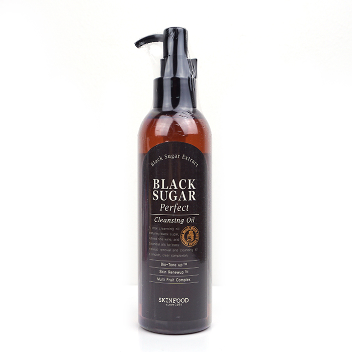 Skinfood's Black Sugar Perfect Cleansing Oil