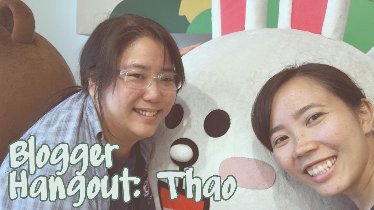 TC & Thao Header