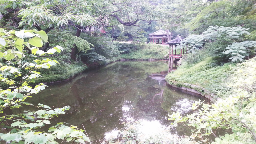 Changdeokgung's Secret Garden
