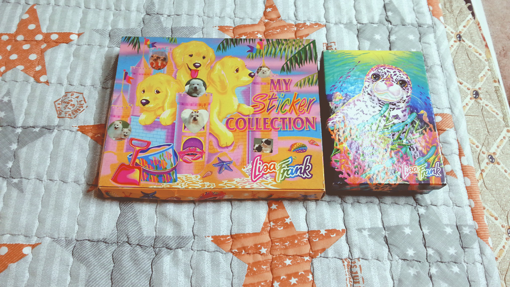 Lisa Frank Collections