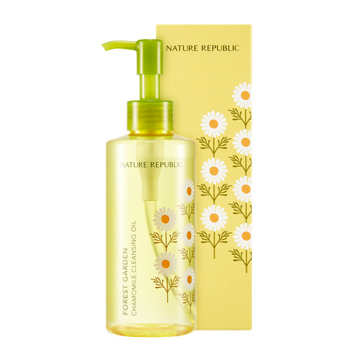 Nature Republic's Forest Garden Chamomile Cleansing Oil