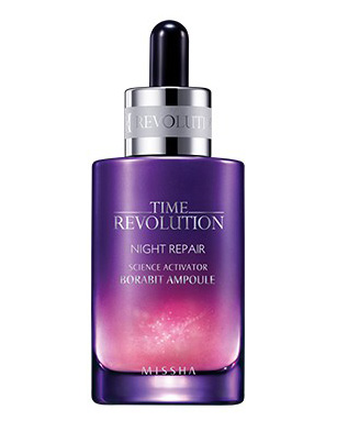 Missha's Time Revolution Night Repair Science Activator Borabit Ampoule
