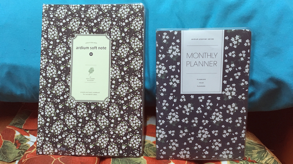 Ardium Soft Note and Monthly Planner
