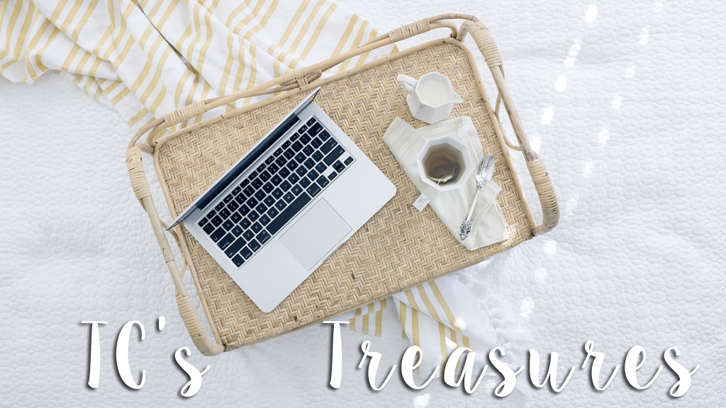 TC's Treasures (Original image from Unsplash.com)
