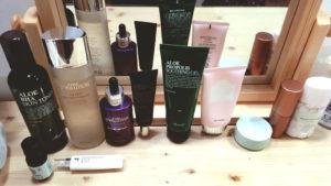 TC's Skincare Lineup