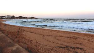 Sunset at Bongpo Beach