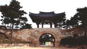 Hongyemun at Naksansa