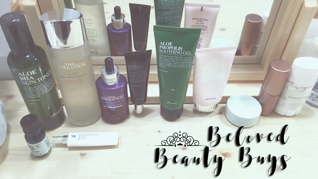 Beloved Beauty Buys Header