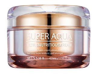 Missha's Super Aqua Ultra Nutritious Cream
