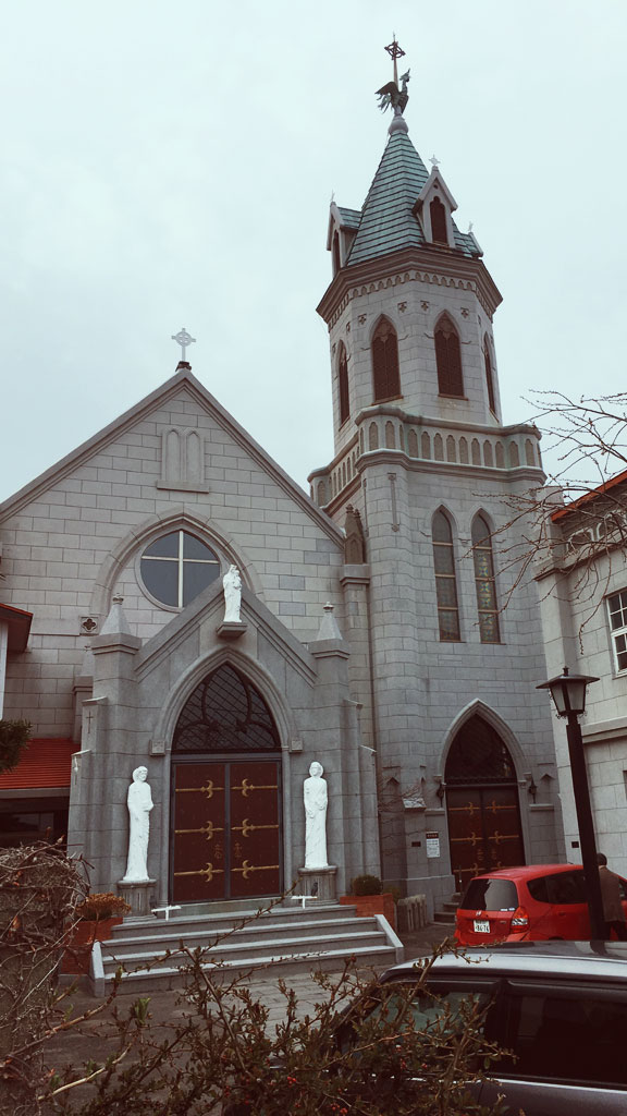 Motomachi Roman Catholic Church