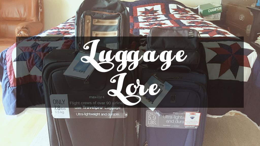 Luggage Lore