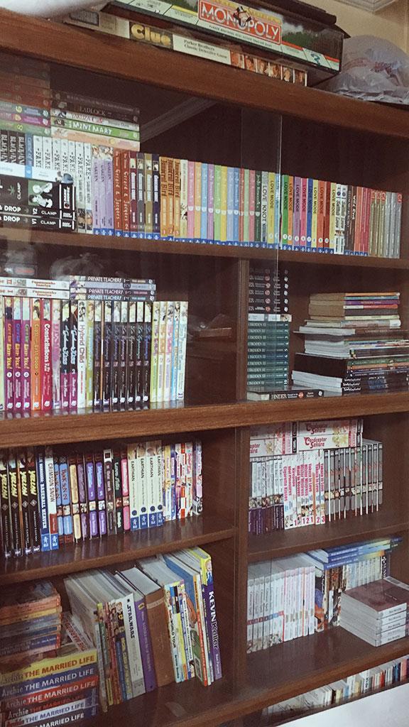 TC's Bookcase