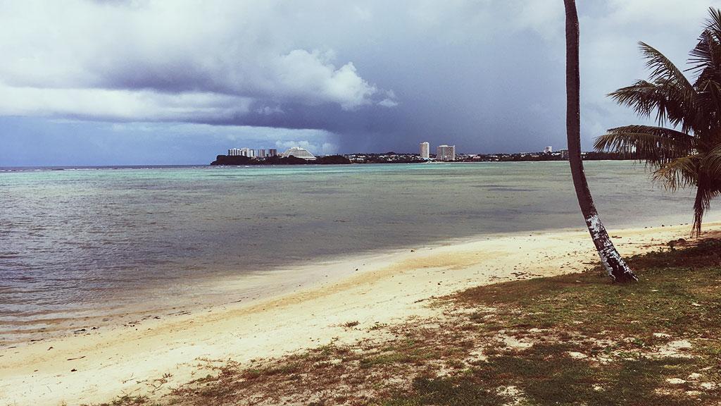 Guam's Beach