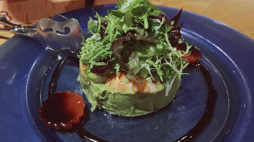 Lobster Salad at Prego