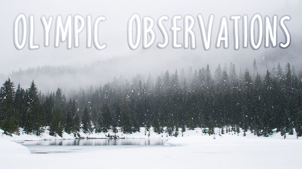 Olympic Observations (Original image from Unsplash.com)