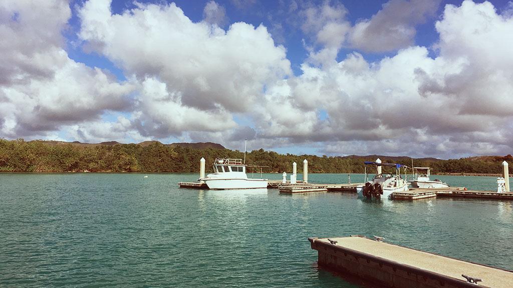 Sumay Cove Marina